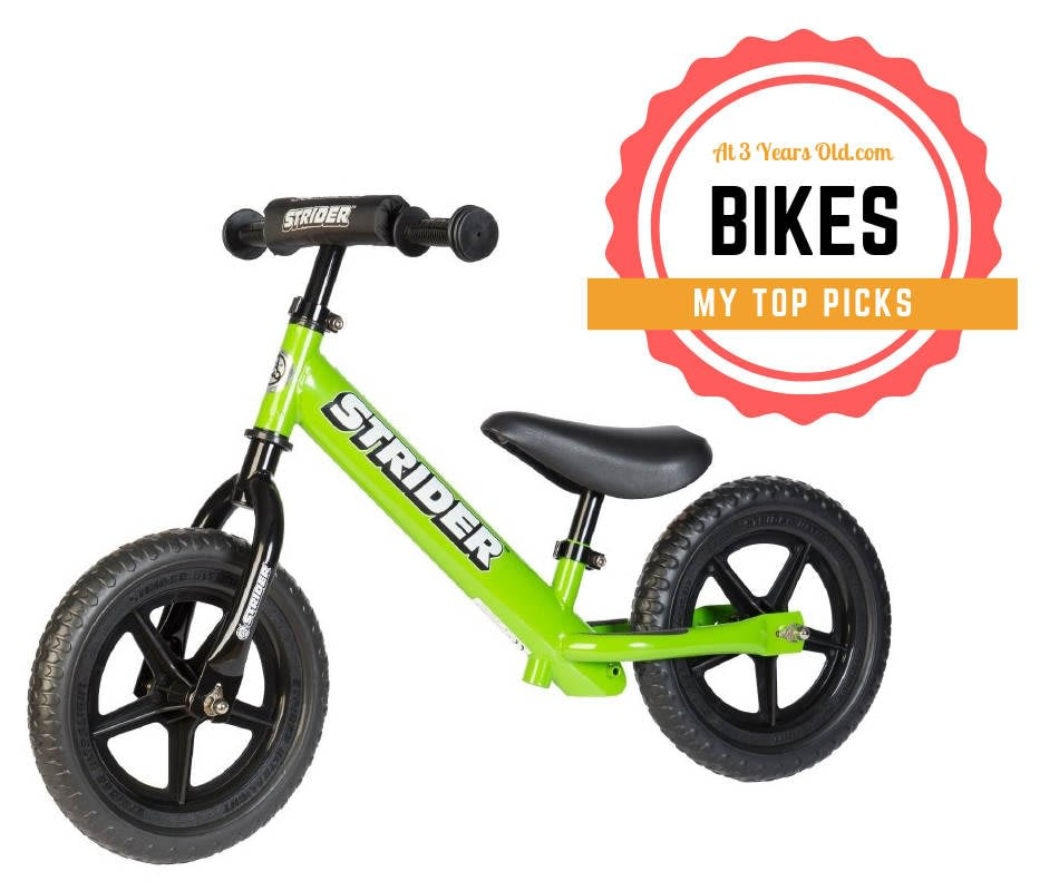 You Must Read This Before Buying a Bike For Your 3 Year Old